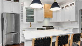 Logan Square Single Family Home Kitchen Remodel