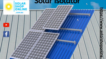 Solar Isolator | PGK DC Rooftop Isolator with Generic MC4