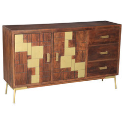 Contemporary Buffets And Sideboards by Chic Teak