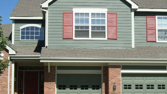 Exterior Painting Examples
