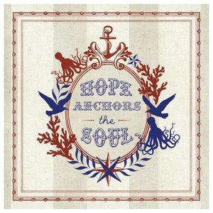 Global Gallery Studio Mousseau Nautical Wisdom I Giclee Stretched Canvas Artwork 24 x 24