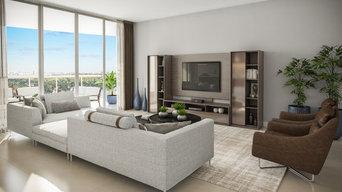 Bright Contemporary Home Designs
