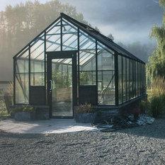 - The Cottage Greenhouse / Orangery - Växthus