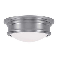 Astor Ceiling Mount, Brushed Nickel