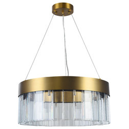 Transitional Chandeliers by Design Living