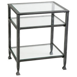 Transitional Side Tables And End Tables by SEI