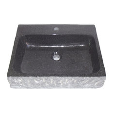 Eviva Stonie 20 in. Dark Blue Sink