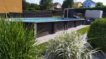 Hochwertiges Einfamilienhaus mit Pool