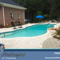 Poolscapes of charlotte swimming pool builders in - Swimming pool builders charlotte nc ...