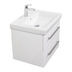 buy bathroom vanity units on houzz. Black Bedroom Furniture Sets. Home Design Ideas