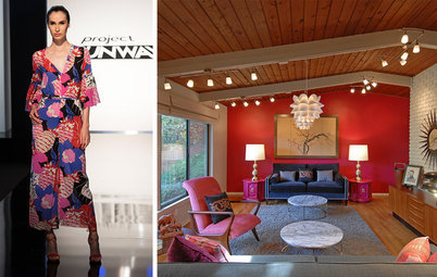 'Project Runway' to Room: Finalists' Looks Applied to the Home