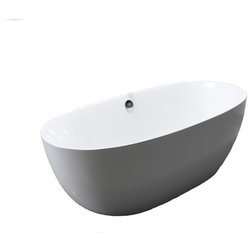 Modern Bathtubs by Vanity Art LLC
