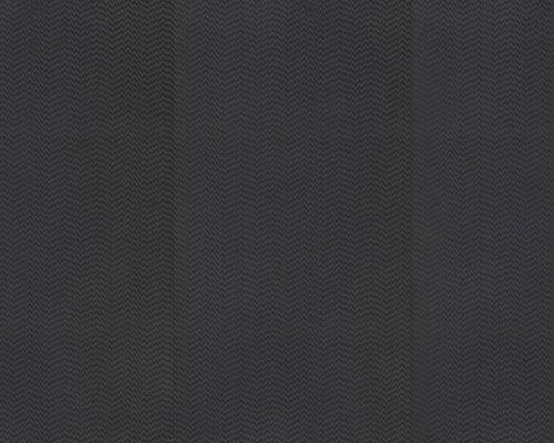 Linea Black Zigzag - Wall & Floor Tiles