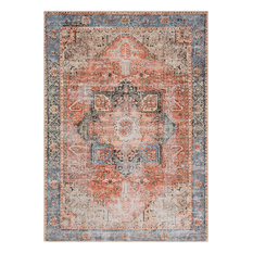 "Rosman Updated Traditional 5'3""x7'3"" Rectangle Area Rug"