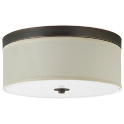 Contemporary Flush-mount Ceiling Lighting by Linea di Liara