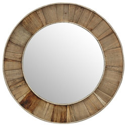 Transitional Wall Mirrors by Houzz