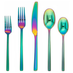 Contemporary Flatware And Silverware Sets by Cambridge Silversmiths, Ltd.