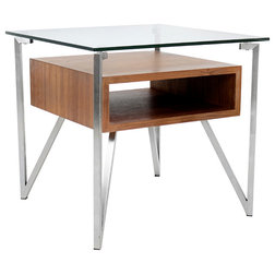 Contemporary Side Tables And End Tables by HedgeApple