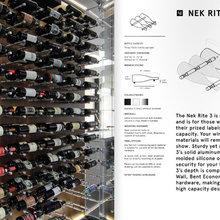 modern wine storage