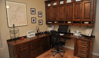 Custom Murphy Wallbed and Home Office