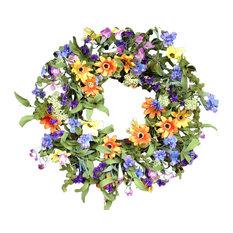 """Pure Delight Wreath 22"""""""