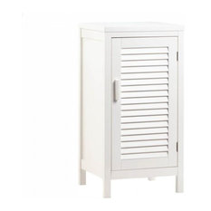 Accent Plus Nantucket Standing Cabinet Bathroom Cabinets And Shelves