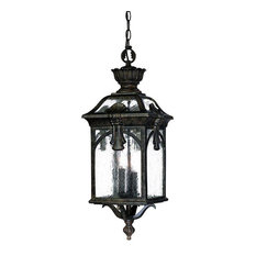 Acclaim Lighting - Acclaim Lighting 7126 Belmont 3 Light Outdoor Pendant - Outdoor Hanging Lights