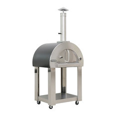 NXR - NXR Wood Fired Pizza Oven and Cart - Outdoor Pizza Ovens