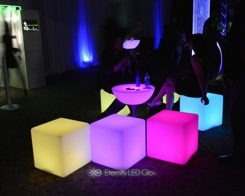 SaveEmail. Light Up Cube Chair