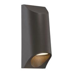 Modern Forms Mega LED Outdoor Wall Light, Bronze