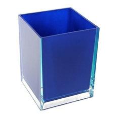 Nameeks RA09 Gedy Floor Standing Waste Basket - Blue