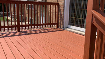 Deck Refacing Projects