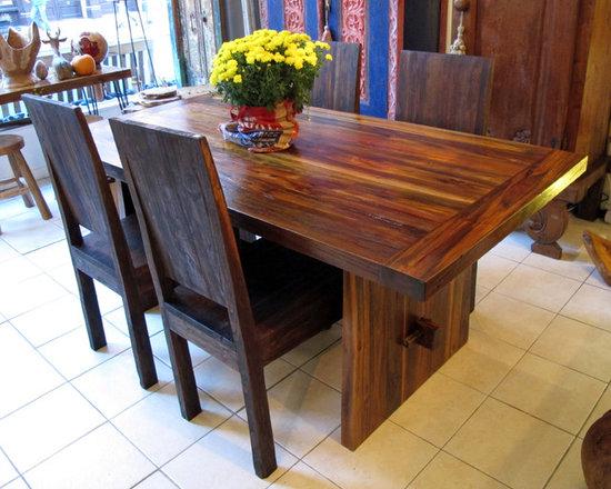 Teak Dining Table 36 X 72 TablesReclaimed Tables