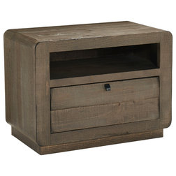 Rustic Nightstands And Bedside Tables by Progressive Furniture