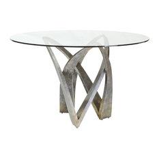 Palecek Holt Dining Table Base