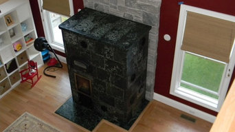 Masonry Heaters, Tile Stoves, Kachelofen