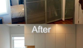 Custom Closet - Designer White