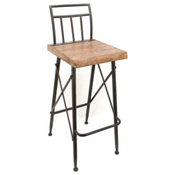 Industrial Bar Stools And Counter Stools by StyleCraft