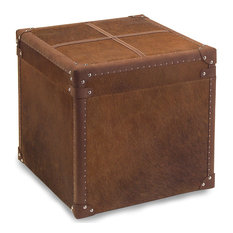 Rustic Ottomans and FootstoolsHouzz