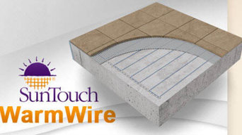 SunTouch Radiant WarmWire Floor Heating System Kits