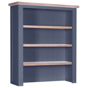 3-Shelf Hutch, Dark Grey