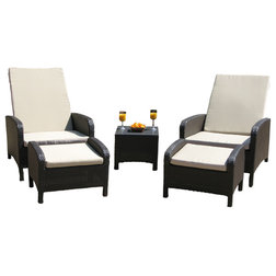 Tropical Outdoor Lounge Sets by MangoHome