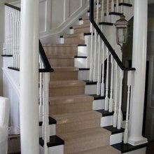 Templeton Stair ideas