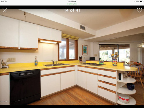 Delicieux This Kitchen Could Use Your Advice! Have To Work Around Dropped Hvac  Ductwork, And It Likely Will Be Gutted....eventually, So Ideas For Layout,  ...