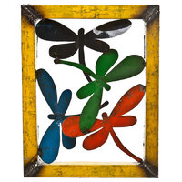 Barnyard Dragonfly Wall Panel Small