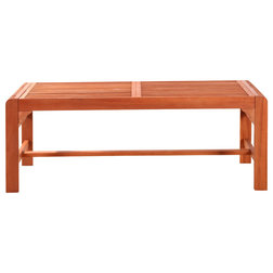 Transitional Outdoor Benches by Beyond Stores