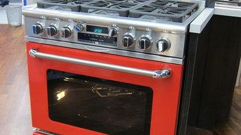 "Capital Culinarian 36"" Dual Fuel Range"