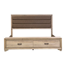 Liberty Furniture Sun Valley King Storage Bed
