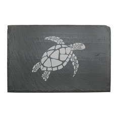 Sea Turtle Slate Cheese Server