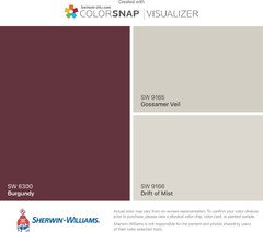 What Colors To Compliment Benjamin Moore S Edgecomb Gray
